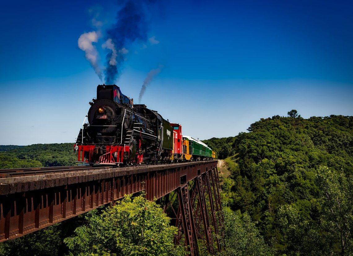 vacanze in treno